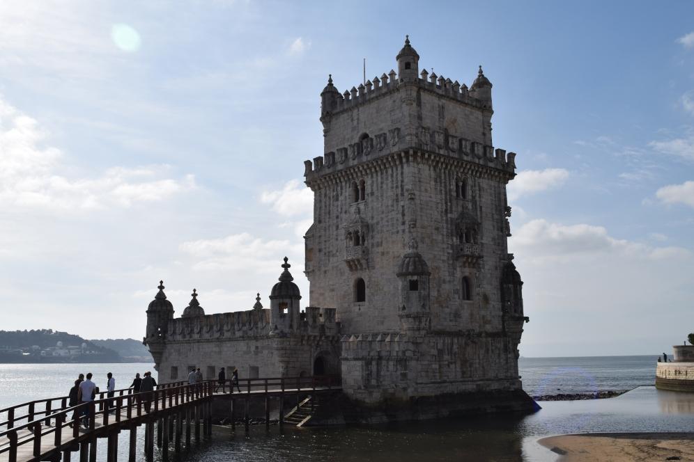 Torre de Belém Exterior